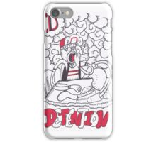 D is for Detention iPhone Case/Skin