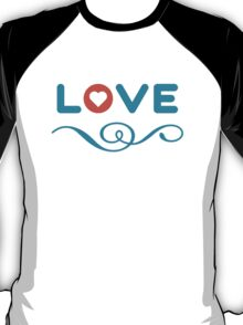 Love Scroll T-Shirt