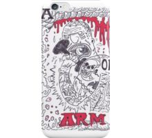 A is for Arm iPhone Case/Skin