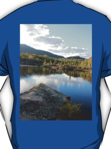 Platypus Point Dunn's Swamp NSW T-Shirt