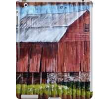 Bank Barn iPad Case/Skin