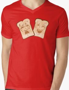 The Toast of London Mens V-Neck T-Shirt