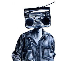 Radio Head! by Teleri Rees