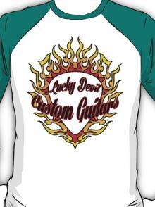 Lucky Devil Custom Guitars T-Shirt