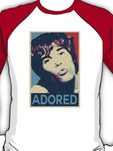 Ian Brown Adored Obey T-Shirt