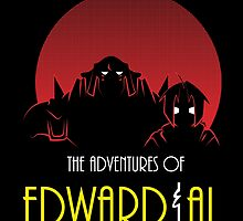 The Adventures of Edward & Al by LithiumL