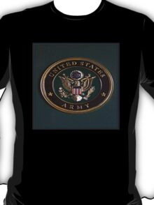 Army Dedication T-Shirt