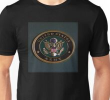 Army Dedication Unisex T-Shirt