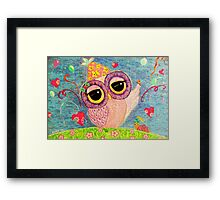 The Old Has Gone, The New Has Come! Framed Print