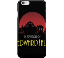 The Adventures of Edward & Al iPhone Case/Skin