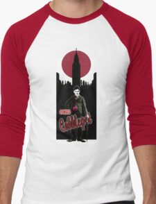 Oswald Cobblepot  Men's Baseball ¾ T-Shirt