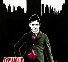 Oswald Cobblepot  Sticker