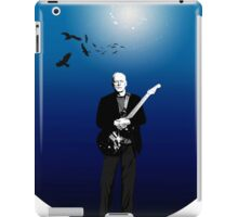 David Gilmour The Blue 2015 Tour iPad Case/Skin
