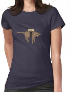 Anti-Gravity Womens Fitted T-Shirt