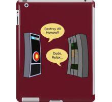 Hall & Tars iPad Case/Skin