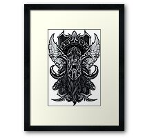 Viking Death Framed Print