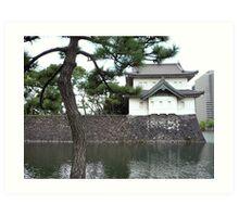 Japan Royal Palace Tokyo Art Print
