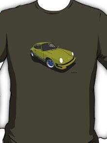 My own 911 in olive green 2 T-Shirt