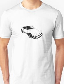 My own 911 in black T-Shirt