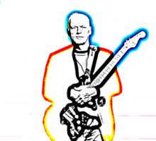 David Gilmour The Wireman Sticker