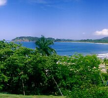 Playa Carillo, Costa Rica by Guy Tschiderer