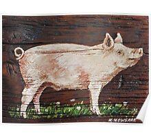 Hog Poster