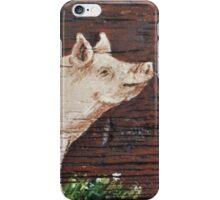 Hog iPhone Case/Skin
