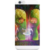 Pink Floyd Metal Heads iPhone Case/Skin
