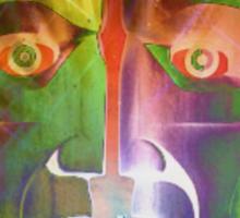 Pink Floyd Metal Heads Sticker
