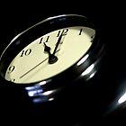 Clock by Tony Stefanovski