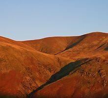 Martian Landscape - Lake District by Rod Unwin