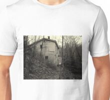 Staggered Windows Unisex T-Shirt