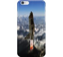 Lightning Missile iPhone Case/Skin