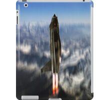 Lightning Missile iPad Case/Skin