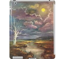 Guided by the Moon iPad Case/Skin