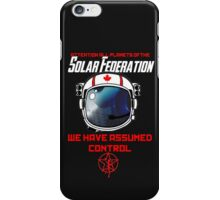 We Have Assumed Control iPhone Case/Skin