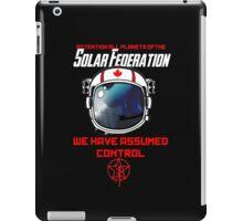 We Have Assumed Control iPad Case/Skin