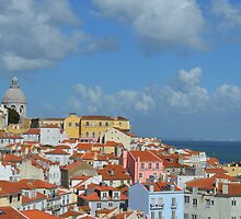 Lisbon Portugal by franceslewis