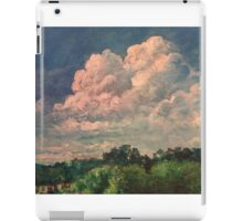 Just Clouds iPad Case/Skin