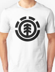 Wind Earth Fire and Water T-Shirt