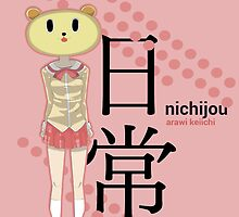 Nichijou by PixieWillow