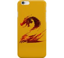 Guild Wars 2 - Strikes again iPhone Case/Skin