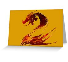 Guild Wars 2 - Strikes again Greeting Card