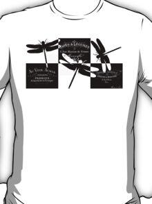 Minimalist dragonfly T-Shirt
