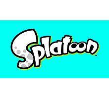 Splatoon Photographic Print