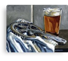 Wrench Time Canvas Print