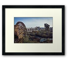 Winter in Cordoba, Spain Framed Print