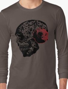 Spanish Maiden Long Sleeve T-Shirt