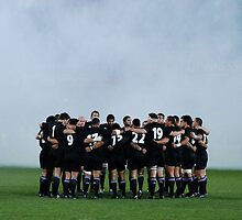 All Blacks & White by Wesley O'Brien