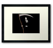 """Manuel Calavera """"Death"""" Framed Print"""